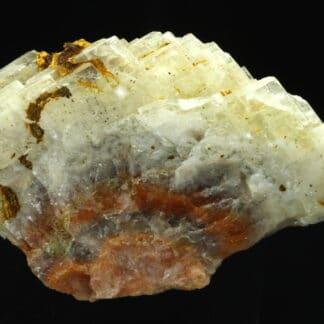 Baryte, mine de Voltennes, La Petite Verrière, Saône et Loire.