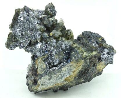 Galène, mine de Roure, Pontgibaud, Puy-de-Dôme, Auvergne.