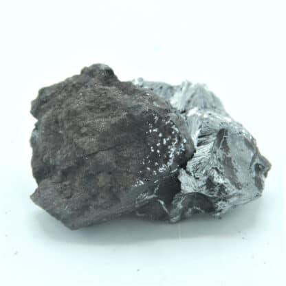 Pyrolusite, Mine de Kajlidongri, Jhabua, Inde.
