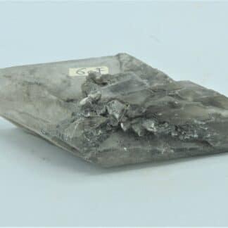 Cristal de Gypse, Sinard, Trièves, Isère.