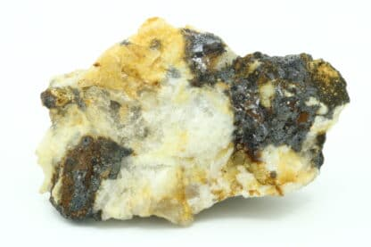 Cassitérite, quartz, galène, molybdénite, Omenak, Groenland.