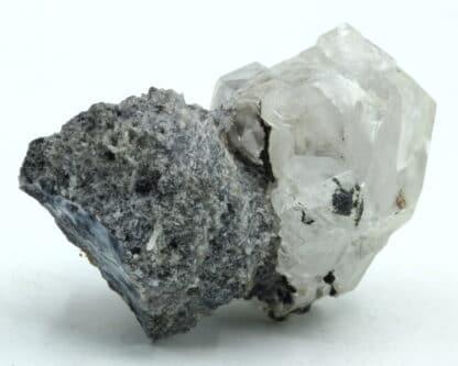Cérusite, Mine de Tsumeb, Tsumeb, région d'Oshikoto, Namibie.