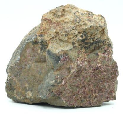 Erythrite, Hornésite, La Cena del Depósito, Almería, Andalousie, Espagne.