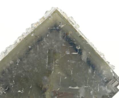 Fluorine avec fantômes de la mine du Burc (Burg - Tarn)