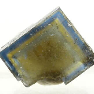 Fluorite de la mine de Valzergues (Aveyron)
