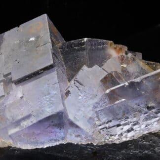 Fluorite de la mine de Berbes (Espagne)