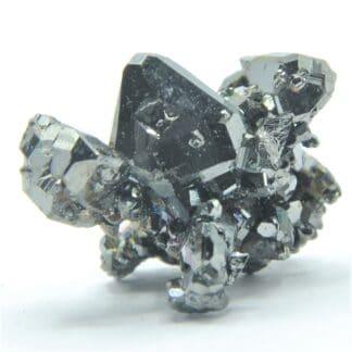 Cristal parfait de Tétraédrite, Mine de Saint-Pierre-de-Mésage, Isère.