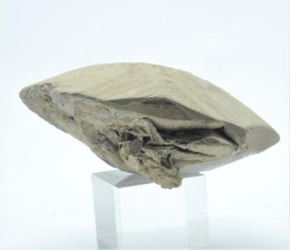 Cristal de Calcite, Rochers d'Ayères, Col d'Anterne, Haute-Savoie.