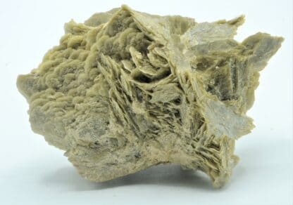 Sidérite variété Mésitine, Mines de la Mure, Isère.