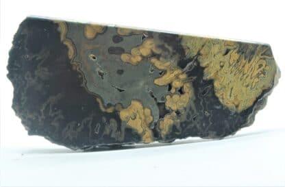 Schalenblende, mine de Schmalgraf, Lontzen, Moresnet, Belgique.