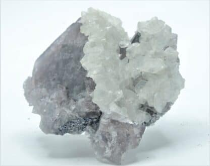 Calcite Fluorite, Mine de Blackdene, Cumberland, Royaume-Uni.