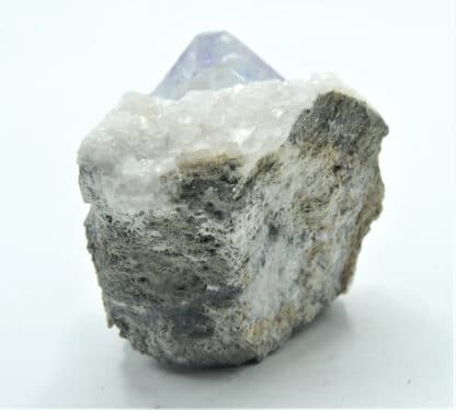Fluorine (Fluorite), Bor Pit, Dalnegorsk, Sibérie, Russie.