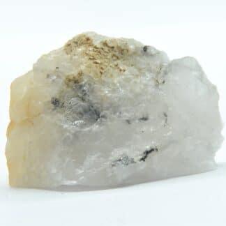 Bismuth natif, Puy les Vignes, Haute-Vienne, Limousin.