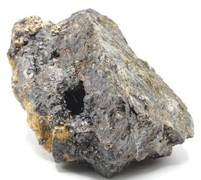 Filon de Sphalérite, Tétraédrite, Bournonite, La Mure, Isère.