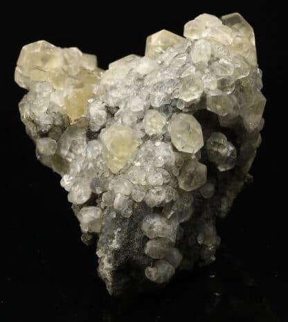 Calcite de la mine de Trèves dans le Gard, (Cévennes).