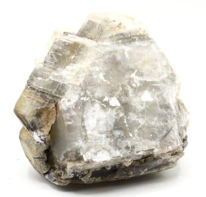 Cristal de Calcite (XXL), Carrière de Lompret, Chimay, Belgique.