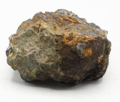 Galène et pyrite, mine de Vedrin, Namur, Belgique.