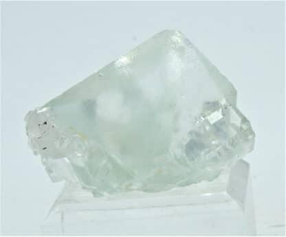 Fluorine (Fluorite) bleutée, Montroc (Mont-Roc), Tarn.