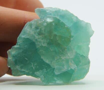 Fluorite (Fluorine) verte, Filon du Figuier, Mine de Fontsante, Var.