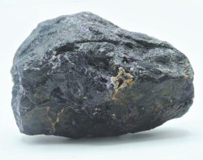 Fluorite antozonite massive, Banzot, Saône-et-Loire, Morvan.