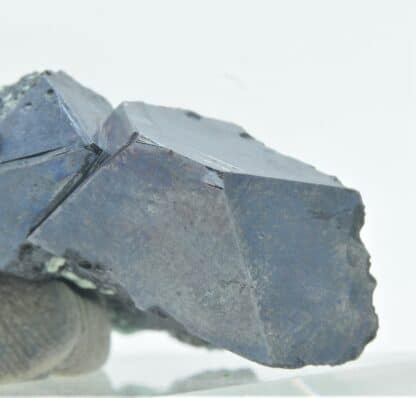Grand cristaux de Cuprite, mine de Mashamba, Katanga, Congo.