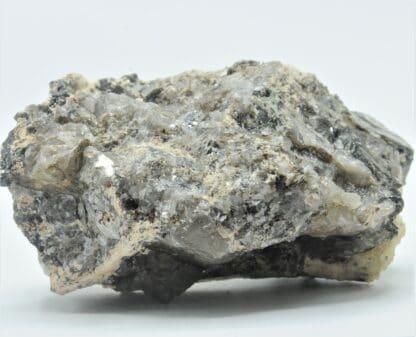 Cristal de Béryl, Le Mas Barbu, Bessines-sur-Gartempe, Haute-Vienne.