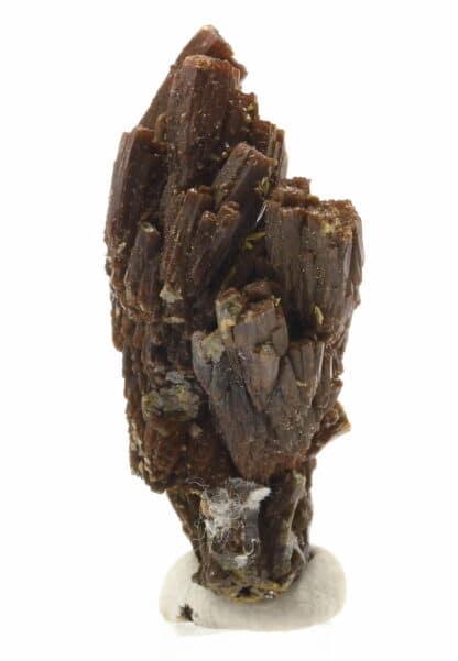 Pyromorphite brune, Les Farges, Ussel, Corrèze.