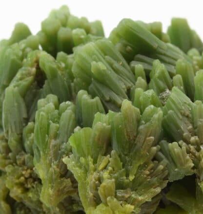 Pyromorphite, Yang Shao, Guilin, Guangxi, minéral de Chine.