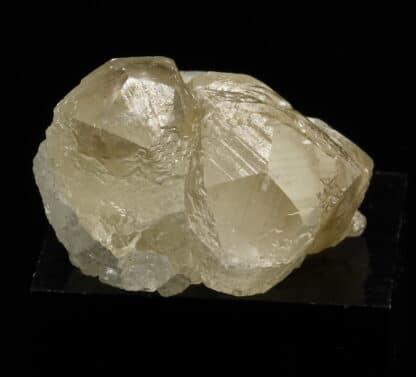Calcite, mine de fer de Joudreville (Piennes), Meurthe-et-Moselle.