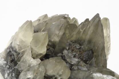 Calcite, carrière de Bellignies, Avesnes-sur-Helpe, Hauts-de-France.