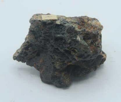 Pyrite et Limonite, Peschadoires, Pontgibaud, Puy-de-Dôme, Auvergne.