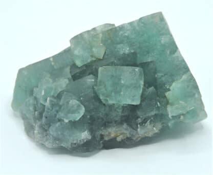 Fluorine (Fluorite) verte, Montroc, Tarn.