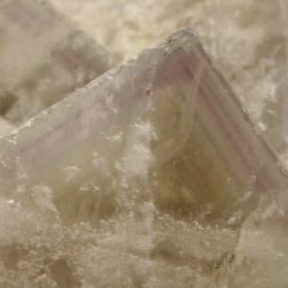 Fluorine à fantômes, mine de Peyrebrune, Tarn.