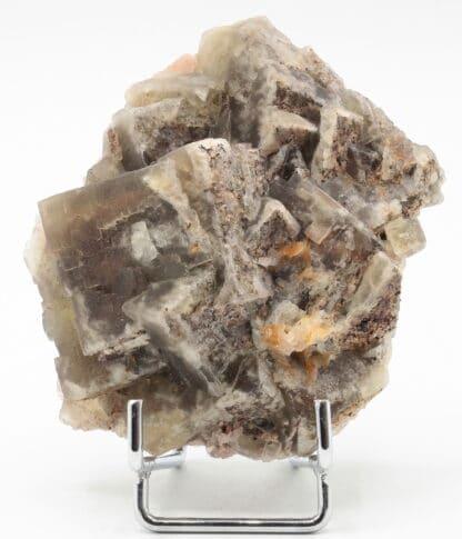 Fluorine, mine de Voltennes, Saône-et-Loire, Morvan.