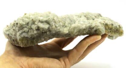 Fluorite, mine de Voltennes, Saône-et-Loire, Morvan.