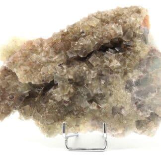 fluorine, mine de Voltennes, Saône-et-Loire (Morvan).