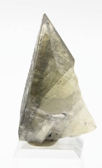 Calcite à inclusion de pyrite, Glageon, Nord, Hauts-de-France.