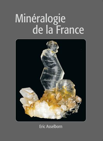 Livre sur la minéralogie de la France.